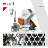 Trituradora plástica inútil fuerte del PVC del HDPE del PE