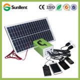 système domestique solaire par radio populaire de Sue de l'allumeur 10W