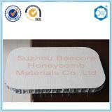 """Matériaux de construction de construction fabriqués en Chine, panneau """"sandwich"""" de nid d'abeilles de fibre de verre"""