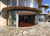 Puerta deslizante curvada aluminio de Residenitial