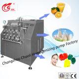Grand, acier inoxydable, laiterie, homogénisateur de crême glacée