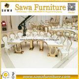 Конструкция Fooshan новая обедая таблица стула нержавеющей стали