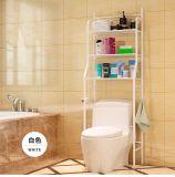 화장실 선반 목욕탕 구석 대 저장 조직자 부속품 목욕탕 내각 탑 선반에 3개의 선반 목욕탕 공간 보호기