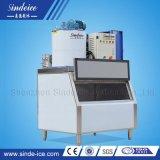 1t 5t 10t 15t 20t 25t 30t 60t/jour Cheap Machine à glaçons Flake Machine à glace pour le maintien de la viande fraîche