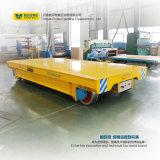 Chariot matériel électrique de tambour de chalut pour le transport de charges lourdes