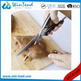 Cisaillements en gros de volaille de cuisine d'acier inoxydable avec le traitement verrouillé de POM