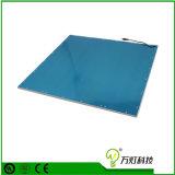 Entrega rápida 2*2 cuadrado de superficie de aluminio de fundición de luces del panel LED de techo
