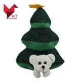 De in het groot Zachte Decoratie van de Kerstboom van de Pluche