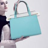 L'ultimo disegno di Ming Hua Parte-Tratta la borsa del cuoio genuino di modo dei sacchetti delle donne