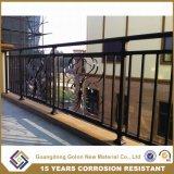 Geen gemakkelijk Geassembleerd van het Lassen Vangrail van het Balkon van de Veiligheid van het Huis