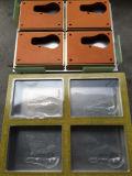 Hoja gruesa automática máquina de formación de vacío de plástico