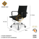 Из белой кожи горячая продажа Designer поворотное кресло (GV-OC-L132)
