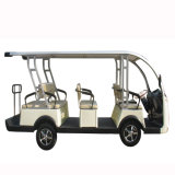 Электрический 11 пассажирских легковых автомобилей (Lt-S8+3)