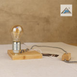 Filament Design Table Lamp with Cute Bamboo Toggie SWITCH (C5007393-1)