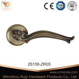 Legering van het Zink van de gewelfde Boog het de Tubulaire of Handvat van de Deur van het Aluminium (Z6154-ZR11)