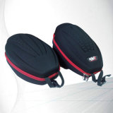 Rectángulo impermeable del bolso del casco de EVA de la espuma de la motocicleta