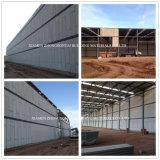Villa/entrepôt construisant le panneau de mur ignifuge de la colle de sandwich à ENV
