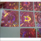 Progettare la stampa per il cliente dell'autoadesivo del laser di obbligazione in Cina