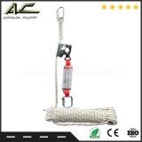 Hohe Renommee-Hersteller-Qualität-Sicherheits-Seil-Verdrahtung mit gewebtem Material zwei