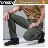 Grüne militärische taktische Ladung-Hosen, die Kampf-im Freien Hose IX7 ausbilden