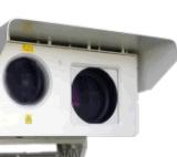 1000 câmera do IP da visão noturna da lente PTZ do milímetro
