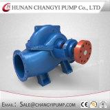 Pompe centrifuge régulière et de rendement de l'eau de traitement encrassé de débit
