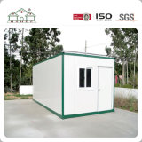 20 voet kiezen Huis van de Container van de Sandwich van de Zaal het Prefab Draagbare voor naar huis het Leven uit