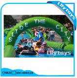 Dia Van uitstekende kwaliteit van de Stad van de Dia 1000FT van het Water van Lilytoys de Lange Opblaasbare voor Verkoop