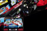 """Hot Sale simulateur 4D 32"""" des machines de jeu de course de voitures"""