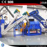 botella del PE 500-3000kg/H que recicla la máquina