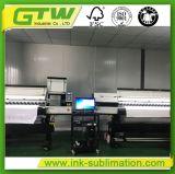 Цифровой струйной печати 3,2 м принтер для печати сублимации красителей на высокой скорости