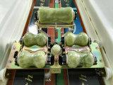 Jade-thermisches Massage-Bett, zum des Stutzens und der rückseitigen Schmerz auszuhärten