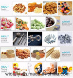 Empaquetado de alimentos instantáneos balanza digital