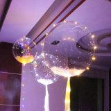 Mariage lumineux flottant partie colorée de décoration romantique Confession de Noël Boule d'onde
