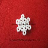 Белый с износостойкими 99% Al2O3 керамические кольца