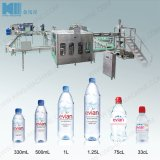 Botella de agua de plástico automática Máquina de Llenado