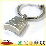 Оптовая торговля Custom спорта металлической цепочке для ключей
