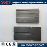 Специальные части карбида вольфрама точности формы с качеством ISO