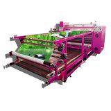 Sistema de calentamiento de aceite el rodillo de impresión de sublimación textil de la máquina/rollo a rollo transferir calor de la máquina de prensa