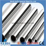 Tubo de acero inoxidable inconsútil 904L de ASTM 1.4539 al por mayor