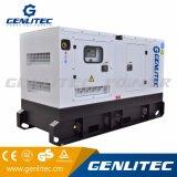 Generador silencioso 12kw/15kVA de la potencia de Genlitec (GPP15S) accionado por Perkins