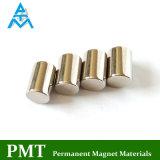 De Magneet van de Zeldzame aarde van D6*12 N33 met Magnetisch Materiaal NdFeB