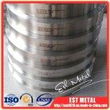 Anelli e dischi di titanio puri di pezzo fucinato di prezzi bassi da vendere