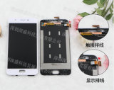Großhandelsmobile/Handy LCD für Oppo A57 (weißer) LCD Screen-Montage-Ersatzteile für Oppo A57