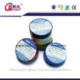 Fita elétrica do PVC da isolação colorida da tolerância