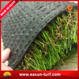 幼稚園のための人工的な泥炭の草の装飾の人工的な草