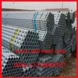 Оцинкованный ВПВ стальную трубу (Q235B Q345B 16MN S235JR)