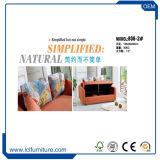 Отель мебель современной гостиной кожаный Угловой диван - кровать в Китае