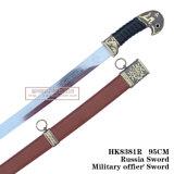 Da espada comandante de Rússia da espada do russo espada militar 95cm HK8381r de Offier
