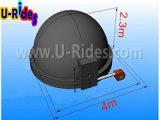 Tenda gonfiabile di astronomia utilizzata nell'insegnamento